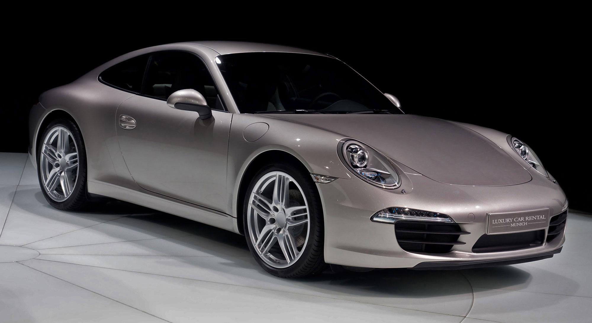 Luxury Vehicle: Luxury Car Rental Munich. Sport Car Rental. Car Hire